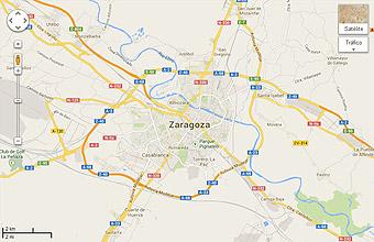 mapa localizacion inmueble